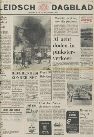 Leidsch Dagblad 1973-06-09