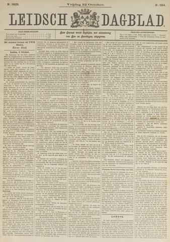 Leidsch Dagblad 1894-10-12