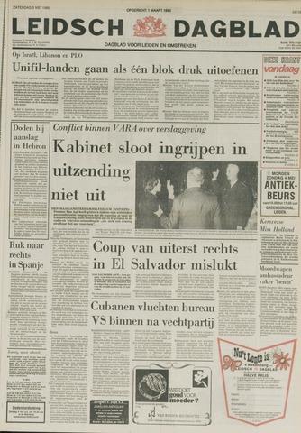 Leidsch Dagblad 1980-05-03