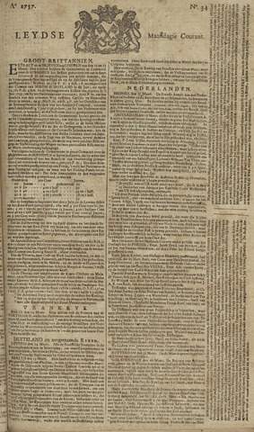 Leydse Courant 1757-03-21
