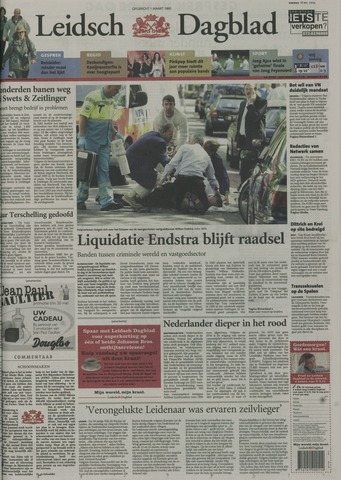 Leidsch Dagblad 2004-05-18