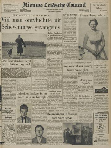 Nieuwe Leidsche Courant 1957-08-02