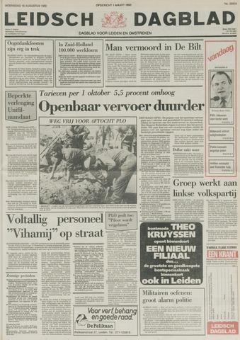 Leidsch Dagblad 1982-08-18