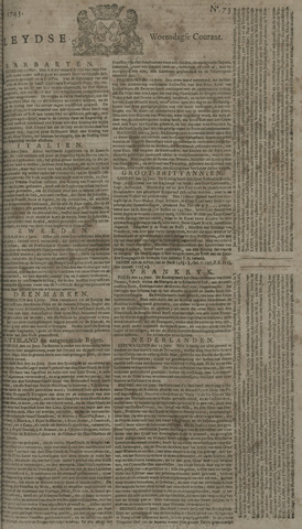 Leydse Courant 1743-06-19