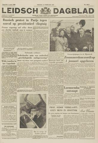 Leidsch Dagblad 1961-02-10