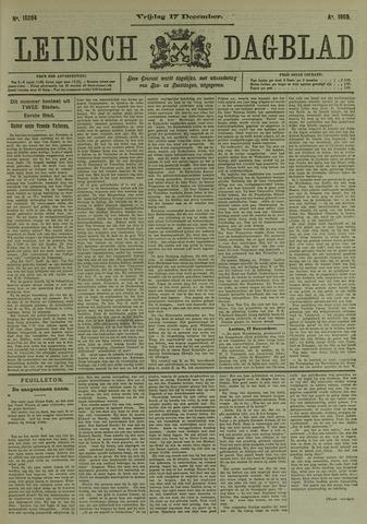 Leidsch Dagblad 1909-12-17