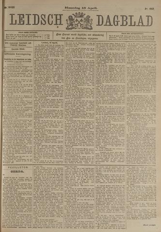Leidsch Dagblad 1907-04-15
