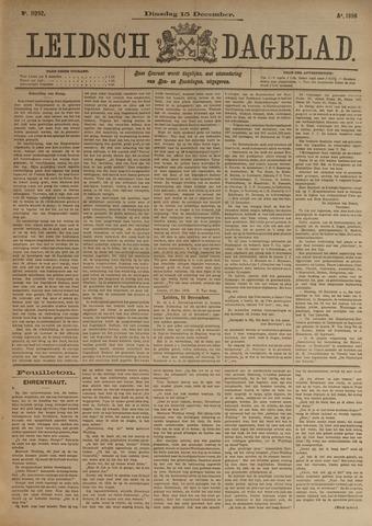 Leidsch Dagblad 1896-12-15