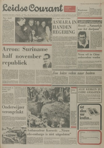 Leidse Courant 1975-02-03