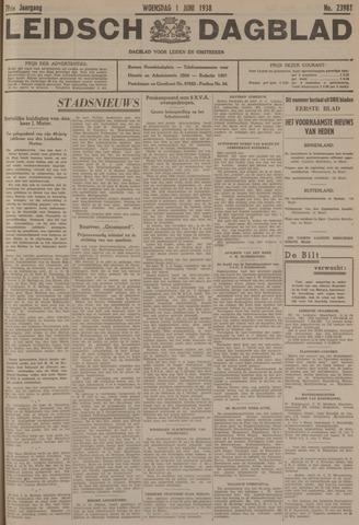 Leidsch Dagblad 1938-06-01