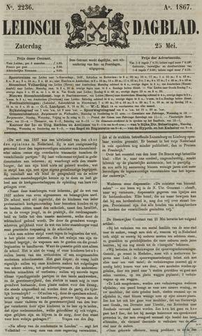 Leidsch Dagblad 1867-05-25