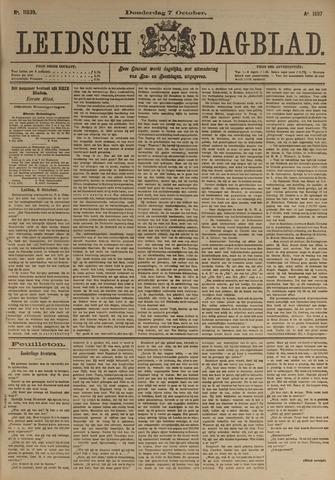 Leidsch Dagblad 1897-10-07