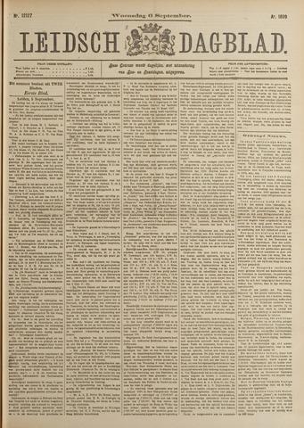 Leidsch Dagblad 1899-09-06