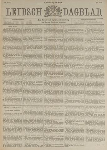 Leidsch Dagblad 1896-05-09