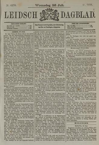 Leidsch Dagblad 1880-07-28