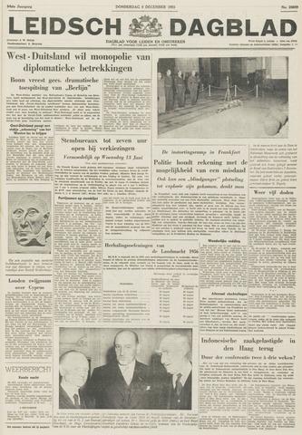 Leidsch Dagblad 1955-12-08