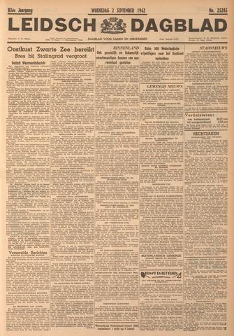 Leidsch Dagblad 1942-09-02