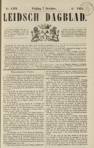 Leidsch Dagblad 1864-10-07