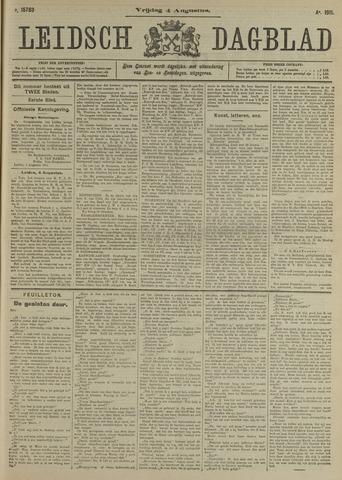 Leidsch Dagblad 1911-08-04