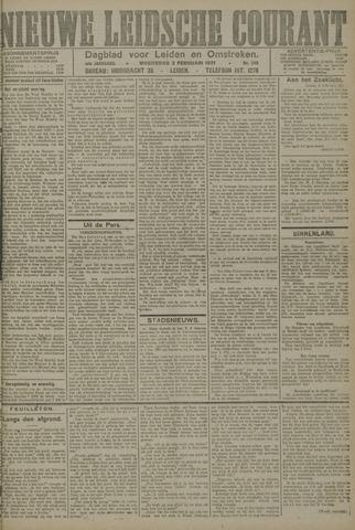Nieuwe Leidsche Courant 1921-02-02