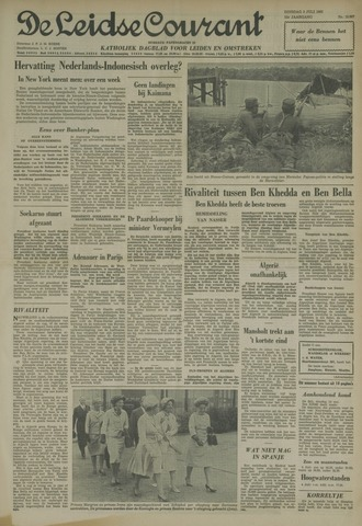 Leidse Courant 1962-07-03