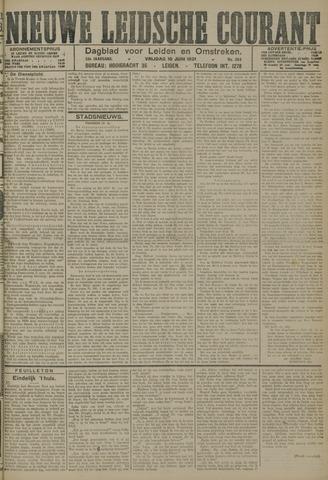 Nieuwe Leidsche Courant 1921-06-10