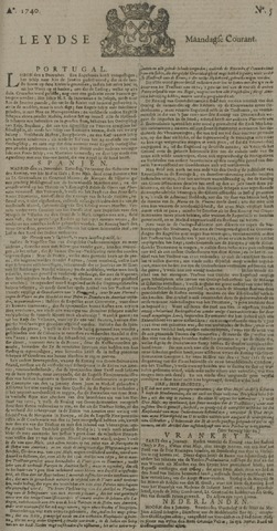 Leydse Courant 1740-01-11