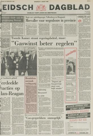 Leidsch Dagblad 1982-02-25