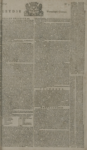 Leydse Courant 1745-04-28