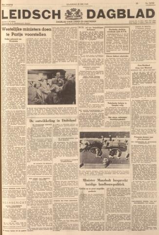 Leidsch Dagblad 1949-05-30