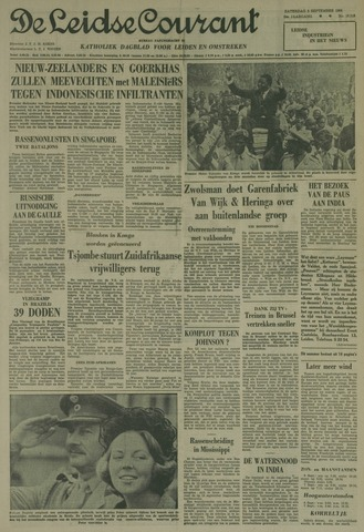 Leidse Courant 1964-09-05