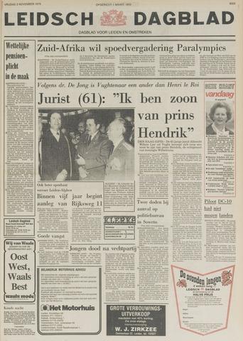 Leidsch Dagblad 1979-11-02