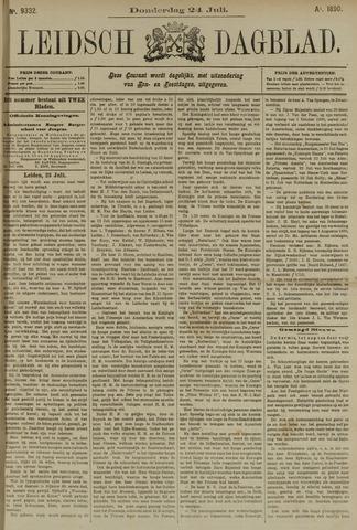 Leidsch Dagblad 1890-07-24