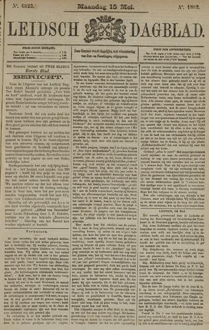 Leidsch Dagblad 1882-05-15