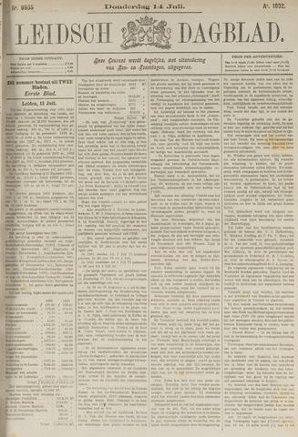 Leidsch Dagblad 1892-07-14