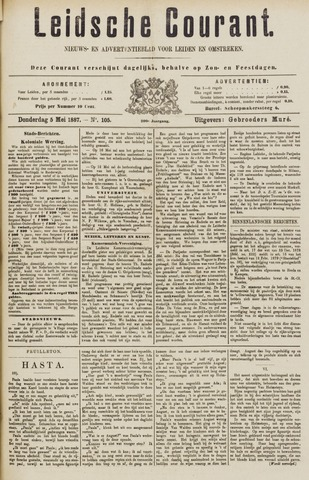 Leydse Courant 1887-05-05