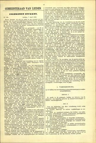 Handelingen van de Raad 1931-04-07