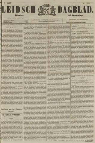 Leidsch Dagblad 1870-12-27