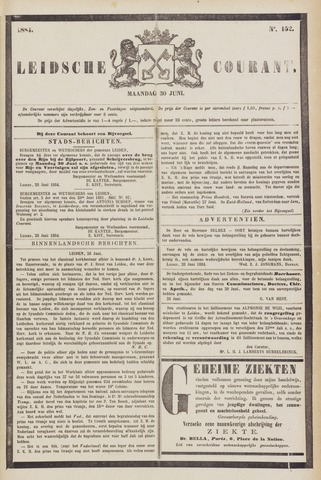 Leydse Courant 1884-06-30