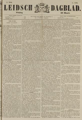 Leidsch Dagblad 1870-03-25