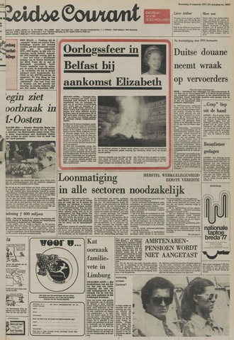 Leidse Courant 1977-08-10