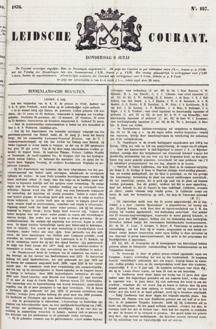 Leydse Courant 1876-07-06