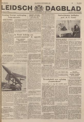Leidsch Dagblad 1951-09-24