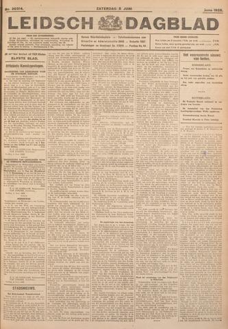 Leidsch Dagblad 1926-06-05