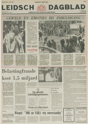 Leidsch Dagblad 1980-05-01