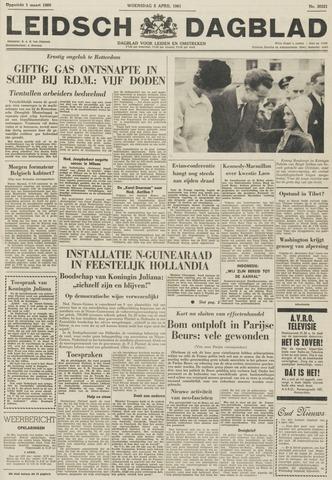 Leidsch Dagblad 1961-04-05