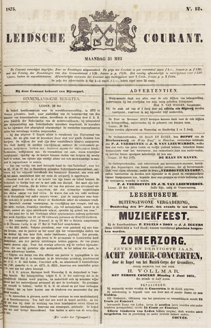 Leydse Courant 1875-05-31