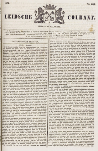 Leydse Courant 1875-12-10
