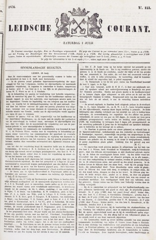 Leydse Courant 1876-07-01