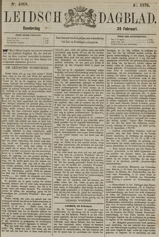 Leidsch Dagblad 1876-02-24
